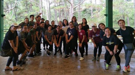 SPI Teambuilding 2018 at Tree Top Adventure Baguio